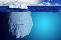 ظاهرة الثلوج السوداء تسرّع من ذوبان الجبال الجليدية