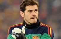 كاسياس حارس إسبانيا من ريال مدريد إلى بورتو البرتغالي