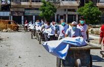 """""""معبر الموت"""" بحلب يشهد تبادلا للجثث بين الثوار والنظام"""