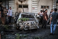 سلفيون يتهمون حماس باعتقال عناصرهم بتهمة تفجير السيارات بغزة