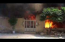 """مقتل 14 مدنيا بـ""""عربين"""" السورية ثاني أيام العيد"""