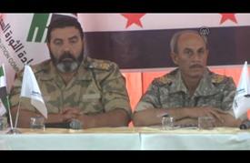 """ضباط بـ""""السوري الحر"""" يعلنون تشكيل مجلس عسكري والائتلاف ينفي صلته به"""