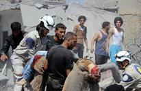 مقتل 14 مدنيا بينهم أطفال في غارات للتحالف على ريف الرقة