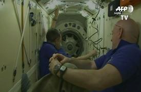 وصول 3 رواد فضاء إلى محطة الفضاء الدولية بعد نجاح مهمة سويوز