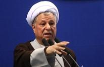 رفسنجاني يواصل هجومه على السلطات الإيرانية