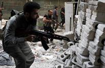 نظام الأسد يقصف جوبر بالغازات السامة