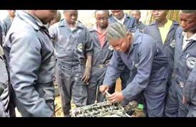 الأطفال الجنود في الكونغو الديمقراطية.. من القتال إلى التدريب المهني