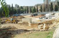 الاحتلال يجرف مقبرة مأمن الله التاريخية بالقدس المحتلة