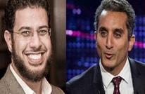 باسم يوسف يؤكد حصول نادر بكار على منحة دراسية بأمريكا