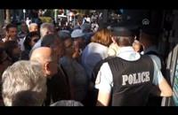 طوابير المتقاعدين تصطف أمام المصارف في اليونان