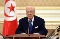 الرئاسة التونسية: تحسن ملحوظ بوضع السبسي الصحي
