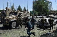 حصيلة ضحايا الهجوم على مستشفى بكابول ترتفع إلى 129