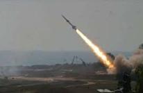 """التحالف يعترض صاروخا و""""الحوثي"""" تزعم استهداف ارامكو"""