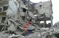 نظام الأسد يصعد بداريا والمعارضة تحذر من إبادة المدنيين