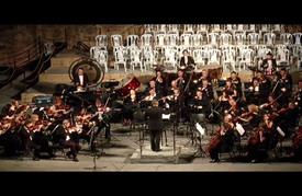 """أوركستر أوكراني يفتتح """"مهرجان الموسيقى الدولي"""" في تونس"""