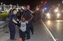 """""""العفو الدولية"""" تدعو أمريكا لحماية المتظاهرين من عنف الشرطة"""