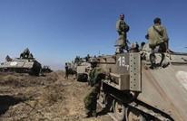 إسرائيل تتوغل داخل أراض سورية على الشريط الحدودي (شاهد)