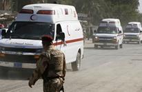 9 قتلى وعشرات المصابين بتفجير سوق للخضار في بغداد