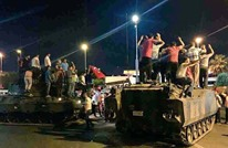 الشعب التركي يتحدى دبابات الانقلاب (فيديو)