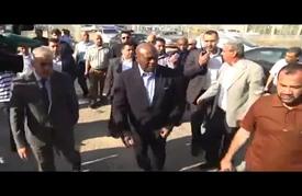 """مسؤول في """"الفيفا"""" يتفقد أوضاع غزة تمهيدا لزيارة رئيس الاتحاد"""