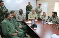 مقتل 15 مسلحا من قوات حفتر بهجوم انتحاري في بنغازي