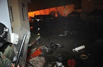 انفجارات ورصاص حي لوقف تمرد بأشهر سجن بالمغرب (صور وفيديو)