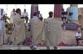 النجمة.. عرس تقليدي ينتصر للتراث على مسرح سبيطلة الروماني بتونس