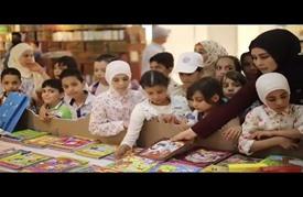 قصص الأطفال تستقطب زوار معرض اسطنبول الدولي للكتاب العربي