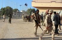 طلب مساعدة أمريكية لضرب أهداف تنظيم الدولة في سرت الليبية