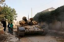 """المعارضة تسابق الأكراد للسيطرة على آخر معاقل """"داعش"""" بحلب"""