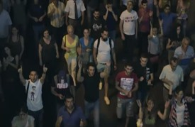 عشرات الجرحى في ليلة من اعمال العنف في أرمينيا