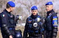 السلطات الإيطالية تعتقل عشرات ينتمون لشبكة لتهريب البشر