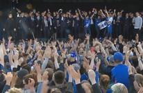 الأيسلنديون يخصون منتخب بلادهم باستقبال الأبطال (فيديو)