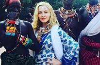 لماذا بكت نجمة البوب الأمريكية مادونا في كينيا؟