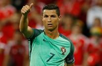 رونالدو يغيب عن التشكيلة المثالية رغم قيادته البرتغال للنهائي