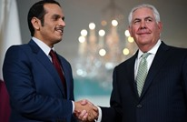 تيلرسون يدعو لرفع الحصار عن قطر ويمدح جهودها ضد الإرهاب