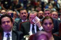 هكذا أجهش أردوغان بالبكاء بعد سماعه لقصيدة (شاهد)