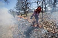 كندا تستعين بالجيش لمكافحة حرائق الغابات