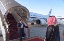 """السعودية تثير جدلا كبيرا باستقبال """"تلميذ سليماني"""" (شاهد)"""