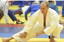 بوتين يربط بين رياضة الجودو وممارسته للسياسة