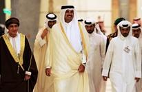 أمير قطر يتلقى رسالة من ملك السعودية لحضور القمة الخليجية