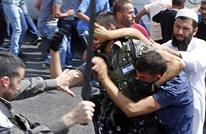 شهيد بغزة ومواجهات بالضفة واقتحامات بالأقصى (شاهد)