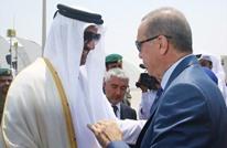 أردوغان إلى قطر في زيارة مفاجئة الخميس