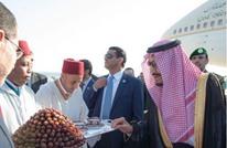 الملك سلمان يغادر طنجة المغربية بعد عطلة امتدت شهرا (فيديو)
