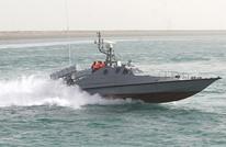 الحرس الثوري الإيراني يوقف زورقا سعوديا ويعتقل طاقمه