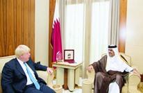 صحف خليجية تتجاهل تصريحات جونسون برفض حصار قطر