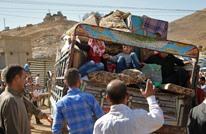 دفعة ثالثة من النازحين السوريين في لبنان تغادر باتجاه سوريا