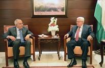 صحيفة تكشف عن لقاء جمع عباس وسلام فياض في رام الله