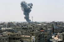 الاحتلال يستهدف مجموعة من الفلسطينيين شرق قطاع غزة