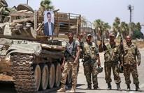 """النظام السوري يستمر بدخول مناطق """"قسد"""".. الرقة آخرها"""